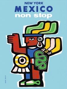 new-york-mexico-nonstop-poster