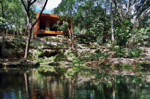 spa-cabin-cenote